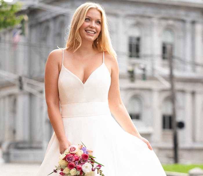plus size wedding dresses in Louisville, KY