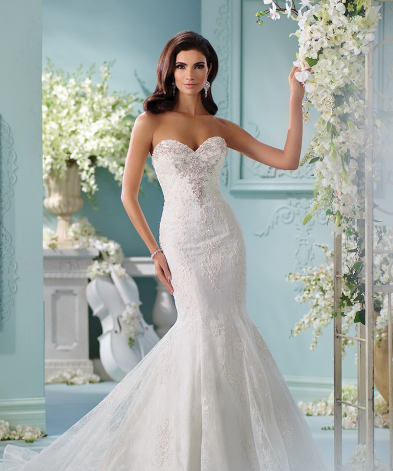 David Tutera for Mon Cheri #216253