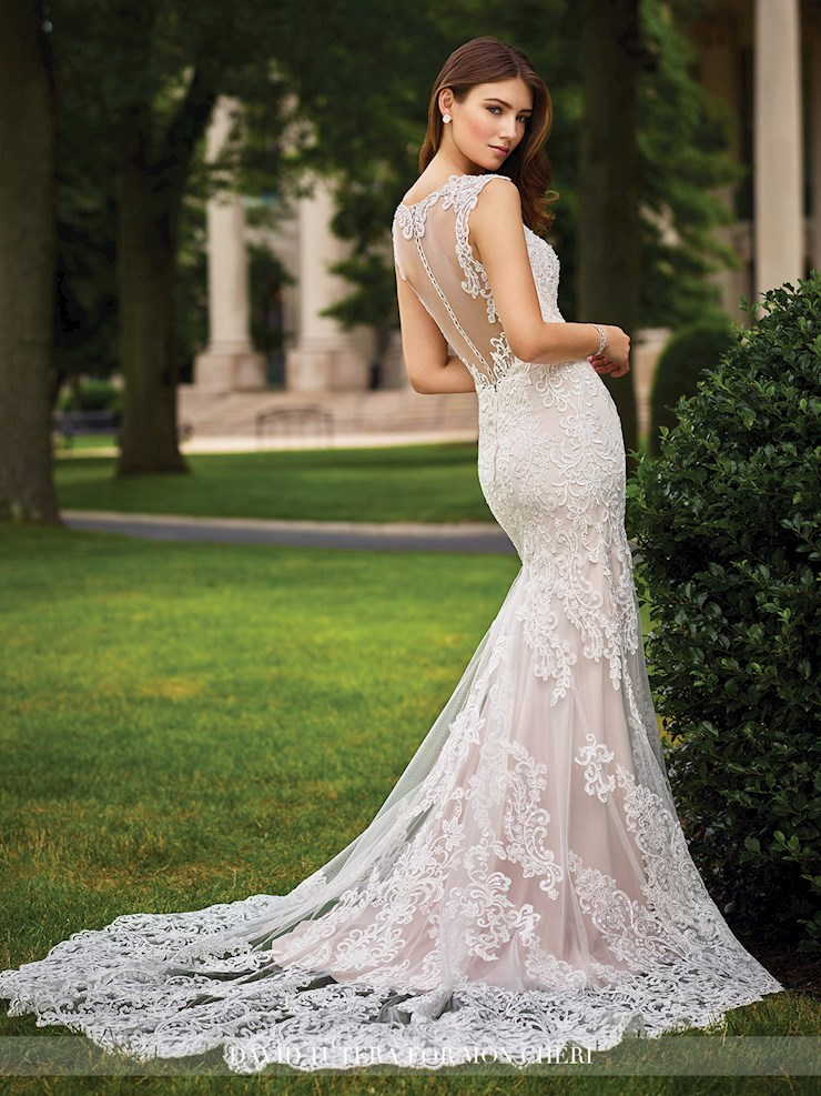 David Tutera for Mon Cheri #117273