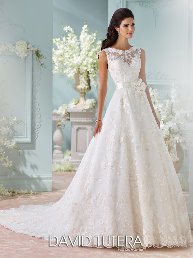 David Tutera for Mon Cheri #116218