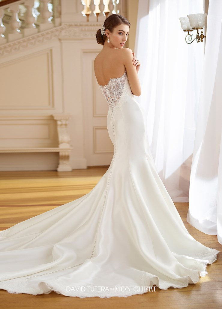 David Tutera for Mon Cheri #217222