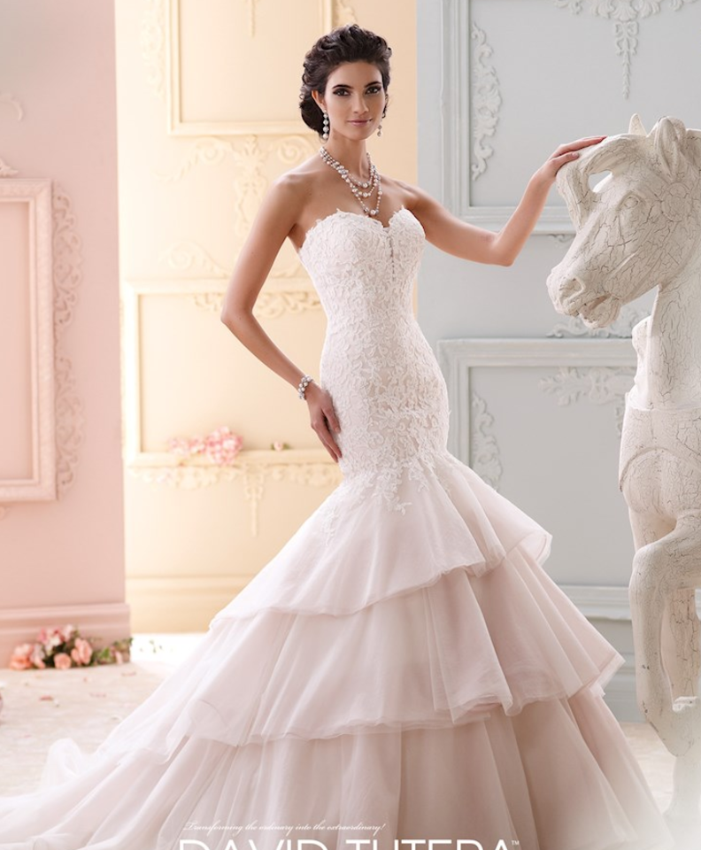 David Tutera for Mon Cheri #215262