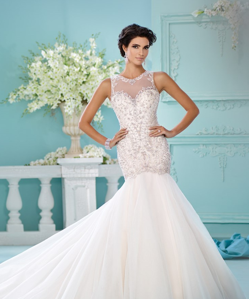 David Tutera for Mon Cheri #216240