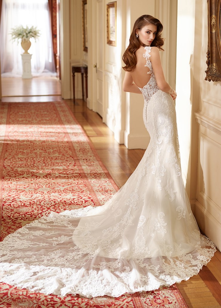 David Tutera for Mon Cheri #217206