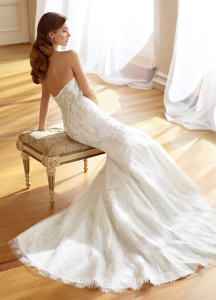 David Tutera for Mon Cheri #217211