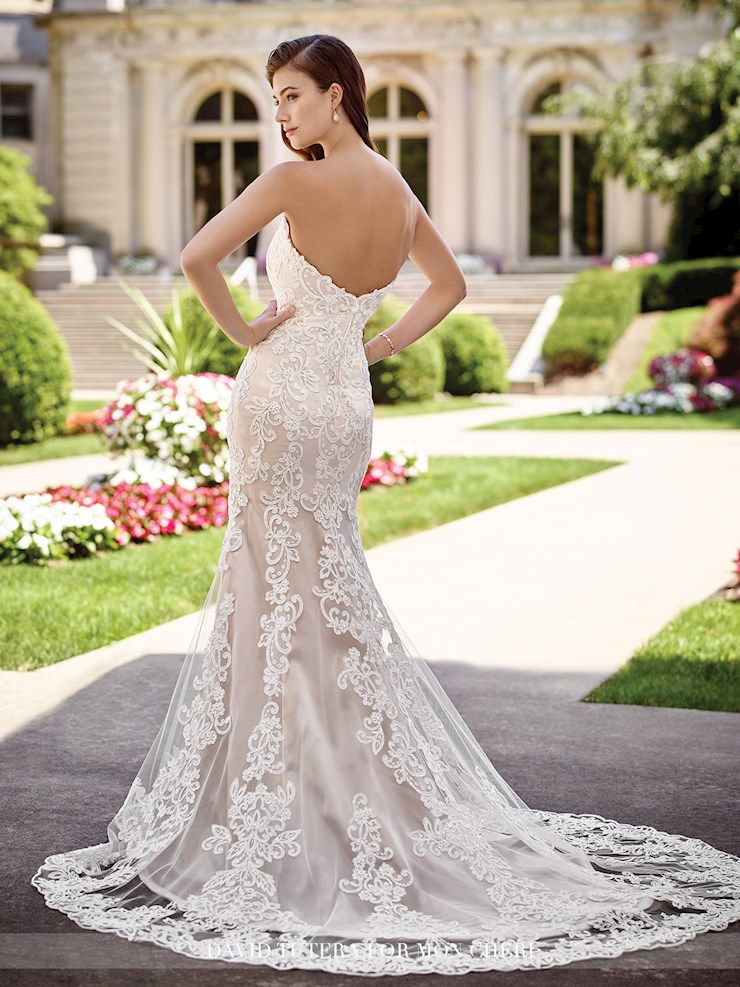 David Tutera for Mon Cheri #117290