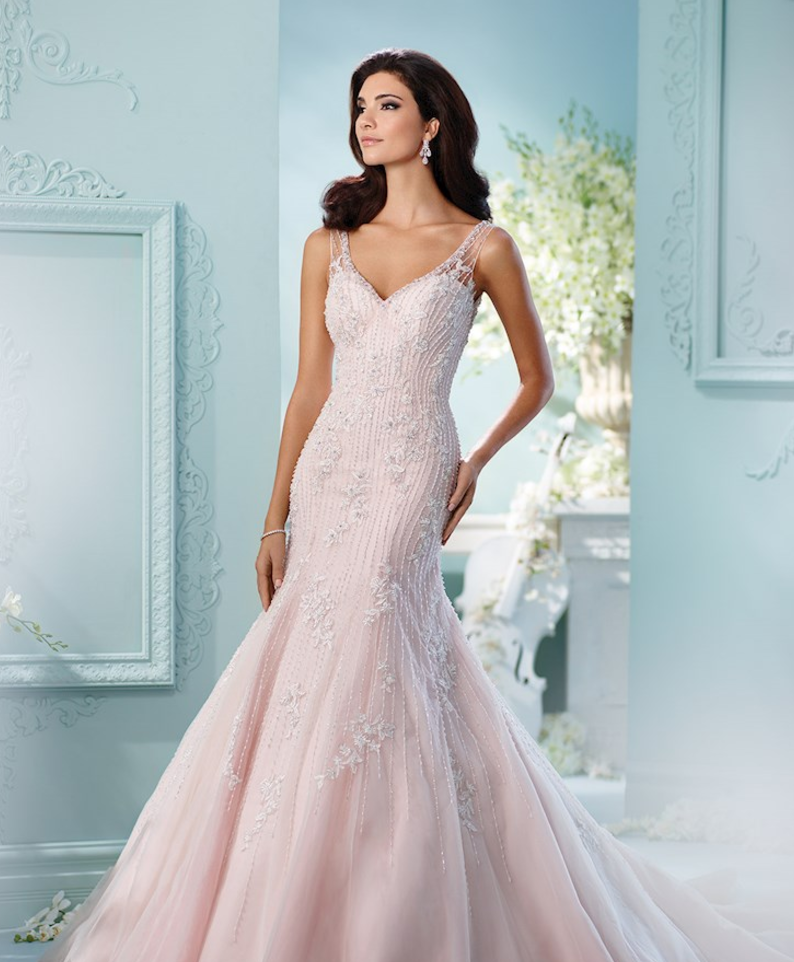 David Tutera for Mon Cheri #216234