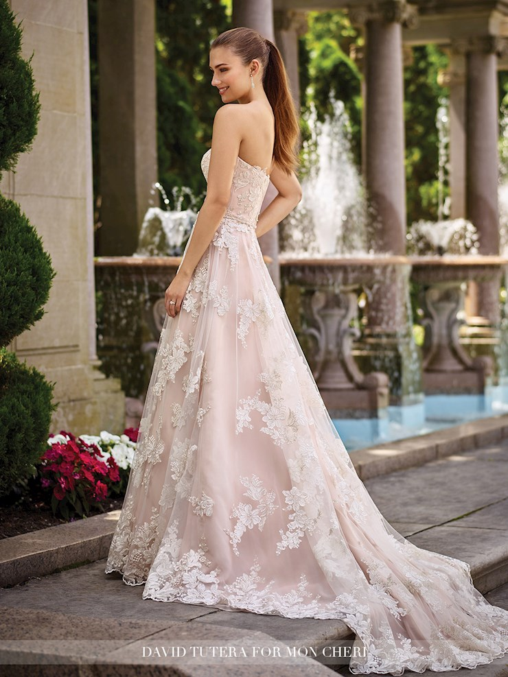 David Tutera for Mon Cheri #117276